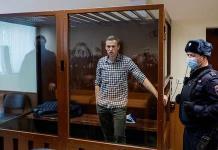 Cambian de prisión a Alexei Navalny