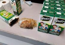 """En cajas de """"Nutrileche intenta meter droga al penal de Valles"""