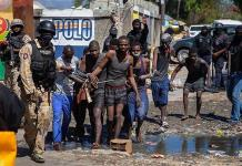 Intento de fuga deja 8 muertos en Haití