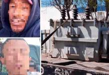 Robaban transformador en Los Arbolitos, detenidos