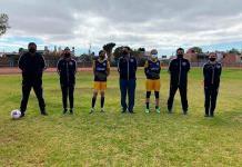 Se reunió el rector de la UASLP con entrenadores de la Unidad Deportiva