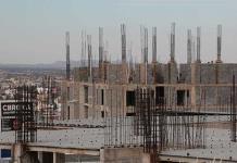 Aún esperan repunte de la construcción