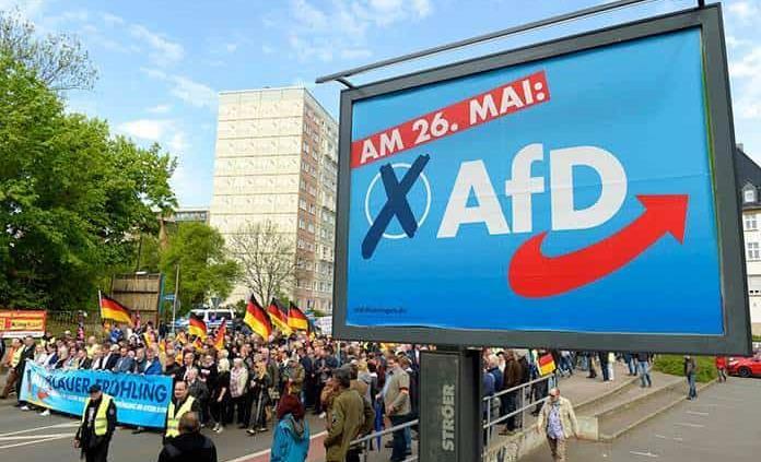 La ultraderechista AfD buscará en la salida de pandemia nuevo tema para ganar votos en Alemania