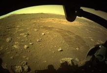 El rover Perseverance de la NASA recoge la primera muestra de Marte