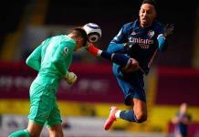 El Arsenal no pasa del empate en Burnley