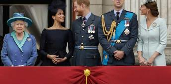 La familia real británica felicita a Meghan Markle por su cumpleaños