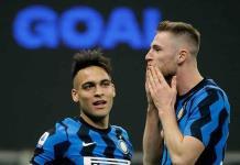 El Inter, se proclama campeón de Italia