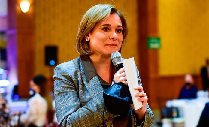 Impugnan partidos candidatura de María Eugenia Campos