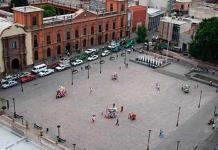 Plaza de los Fundadores, sería recinto oficial para cambio en el Ejecutivo