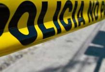 A balazos asesinan a joven en Ojo Zarco