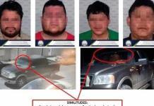 Los 4 detenidos por el asesinato del líder de Coparmex afirman que fueron torturados y detenidos injustamente