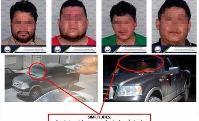 Estarán en prisión los 4 presuntos asesinos del presidente de Coparmex
