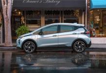 El Bolt tiene ahora su versión de SUV eléctrica