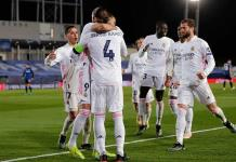 El Real Madrid se mete en cuartos de Champions League