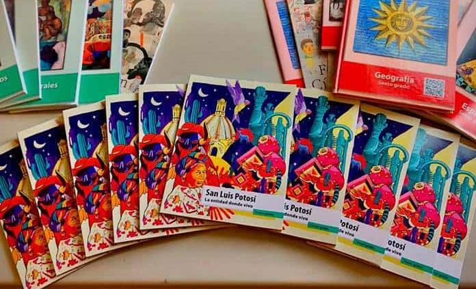 Rediseño de libros de texto se llevará el próximo ciclo escolar