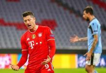El Bayern derrota otra vez al Lazio y clasifica a cuartos de Champions
