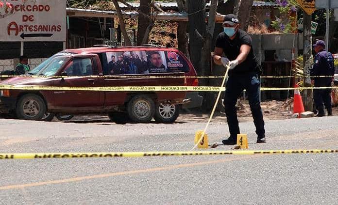 México suma 127 víctimas de violencia política