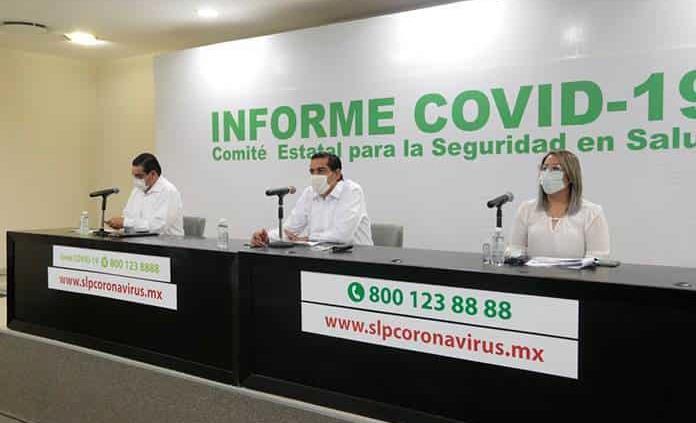 Aumentan casos de Covid en la Huasteca Centro