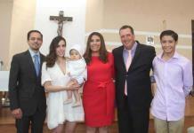 Michele ingresa a la familia de cristo