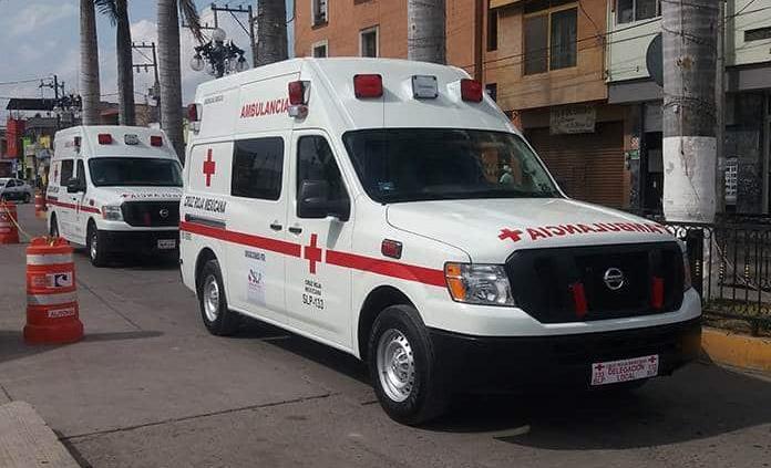 Opera con carencias Cruz Roja