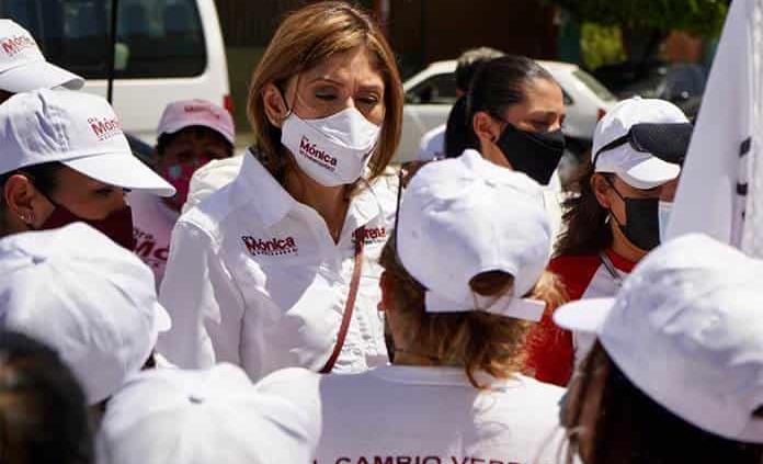 Desecha el INE quejas en contra de Mónica Rangel en el pasado proceso electoral