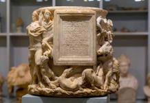 El Hermitage abre al público su fondo de esculturas antiguas