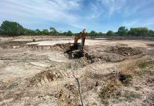 Desazolvan la laguna de San Bartolo