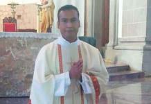 Diácono Israel Salinas se ordena como sacerdote