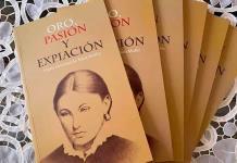 """Hoy presentan libro """"Oro, Pasión y Expiación"""""""