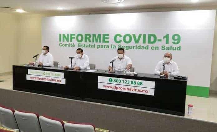 Valles registra cero casos de Covid-19 y un fallecimiento