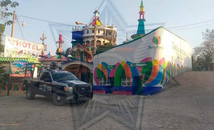 Candidato a Alcalde deAxtla choca