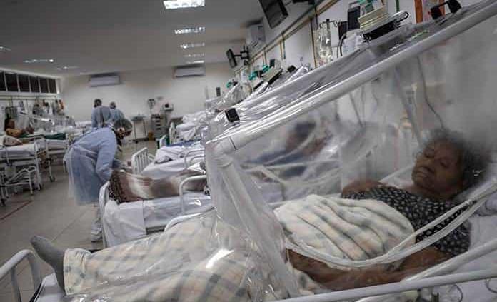 Pandemia genera un deceso diario en la Huasteca