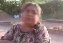 Policías propinan golpiza a una mujer