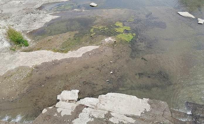 Se empieza a nivelar caudal del río Valles