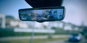 El retrovisor de Ford que es una pantalla HD