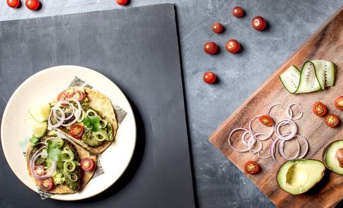 Para celebrar el Día del Taco, una receta para preparar tacos de pulpo