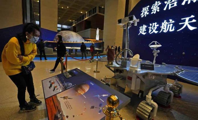 EEUU y China hablaron sobre seguridad en sus misiones a Marte