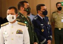 El ministro de Defensa de Brasil niega haber amenazado las elecciones
