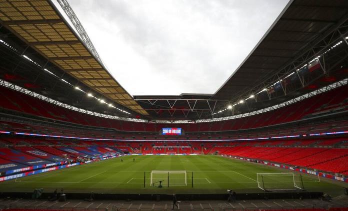 Wembley aspira a 40 mil espectadores a partir de octavos