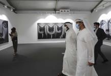En Dubái, regreso de feria de arte refleja nueva normalidad
