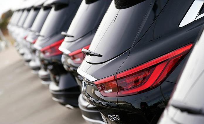 Ventas de autos aumentan 11% en primer trimestre en EEUU