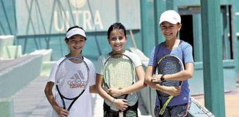 ¡Estrellas del tenis!