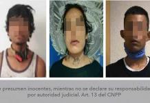 Caen presuntos homicidas de niña de seis años