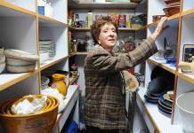 A mí no me gustaba cocinar, confesó Chepina Peralta en una entrevista