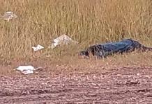 A balazos asesinan a hombre en Ébano