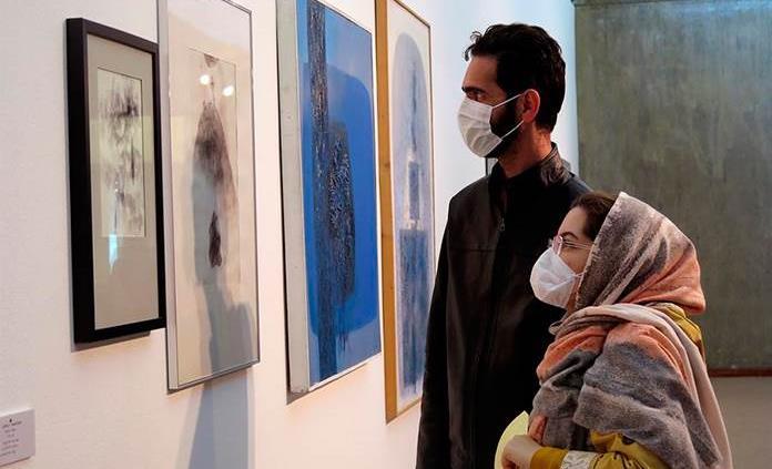La grandiosa y controvertida colección de arte moderno occidental de Irán