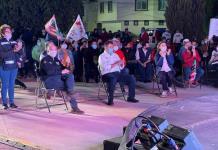 Inicia campaña de Aldaco, candidato a diputado local por el VIII Distrito