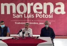 Morenistas deben apoyar el proyecto superior de AMLO y la 4T: Serrano