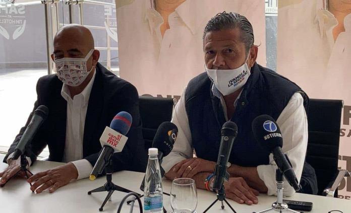 Propone Octavio que candidatos presenten antidoping