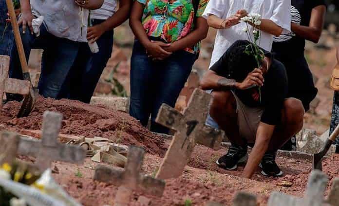 VIDEO | México acumula 217 mil 740 muertes por Covid-19